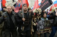 Venemaa protestib Poola otsuse vastu mitte lubada Kremli-meelsetel motomeestel riigist läbi sõita