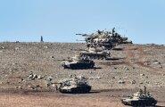 Iraani sõdurid tulevad Süüriast kirstudes tagasi, sekkuda ähvardavad ka Ühendemiraadid