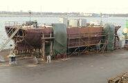 FOTO: Vaata, kuidas valmib Saaremaa-Hiiumaa vahel sõitma hakkav laev
