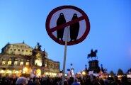 Акции против иммигрантов по всей Европе закончились столкновениями