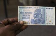 Kas Zimbabwe tahab korrata uue rahaga 500 000 000 000% ulatunud inflatsiooniga põrgut?