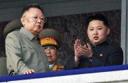 Kim Jong Uni tädi elab Ameerikas salaelu