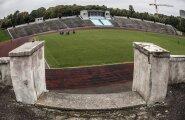 Väsinud ja laguneva staadioni uuendamiseks eraldavad nii riik kui ka Tallinna linn juba järgmisel aastal miljon eurot.