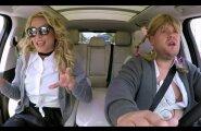 VIDEO: Kas tõesti comeback? Veidrad käerehmatused ja vaevukostuv lauluhääl — Britney Spears teeb autokaraoket