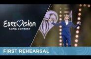 VIDEO: Vaata, kuidas Jüri oma esimeses lavaproovis hakkama sai ja kuidas päeva kokku võttis!