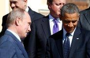 Obama helistas pingete ajel Putinile