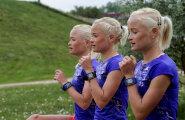 Lily, Liina ja Leila Luik