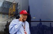 Mercedese F1 tiimi direktor Niki Lauda