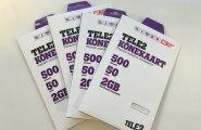Tele2 pakub uut rekordilist kõnekaarti