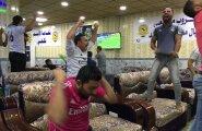 Iraagi Reali fännide kohvikus taas veresaun, 12 inimest hukkus