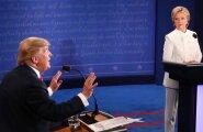 Trumpi esinemine kolmandas debatis oli seni parim, ent ei aita ilmselt tulemust päästa.
