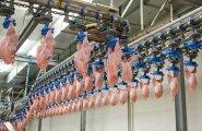 Kanalihatoodete tootmine. Foto on illustratiivne