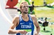 End olümpiafinaalis kuuendaks jooksnud Rasmus Mägi saab nüüd hinge tõmmata ja mõelda, kas uueks sihiks saab Tokyo olümpia.
