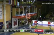 VIDEO: Saimon Sutt sai Balti liiga play-offis hakkama ilukorviga