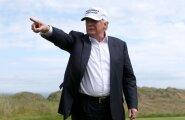 Rootsi energiafirma ehitab Trumpi ärritava tuulefarmi