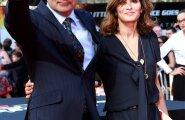 Rowan Atkinson abikaasa Sunetra Sastry'ga