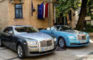 Rolls-Royce'i Dawn ja Ghost ehk kõik, mis on vaja unistuste tööpäevaks istumise alla