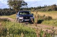 Jaguar F-PACE: sobiv auto härrasmehe suurimaks seikluseks