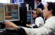Inglise naela langus pani finantsturud olukorda tähelepanelikult jälgima.