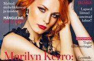KÕHE ENNUSTUS: Nõid Marilyn Kerro avaldas ajakirjas kuupäeva, mil arvab end siit ilmast lahkuvat