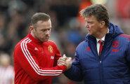Wayne Rooney ja Louis van Gaal