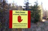 Эстония потратит 70 миллионов евро на строительство стены на границе с Россией