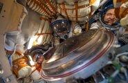 Roskosmos loeb kopikaid: kosmosejaamas on edaspidi üks venelane vähem