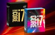 Intel uusimas arvutiprotsessoris on juba 10 tuuma!