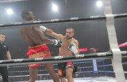 Maxim Vorovski vs Cheik Sidibe