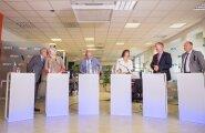 EPL-i ja Delfi presidendidebatis särasid Reps, Kaljurand ja Kallas