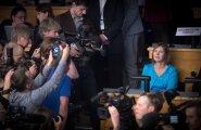 President Kersti Kaljulaid on karjääris teinud järske pöördeid varemgi ja uute proovikividega suurepäraselt hakkama saanud.