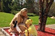 ФОТО: Татьяна Навка впервые показала младшую дочь