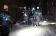 Sutter kaevurite puhkuse kärpimisest: tööolud ei ole enam nii rasked kui vanasti