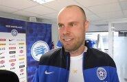 DELFI VIDEO: Joel Lindpere: mul on olnud isegi Inglismaa Premier League'ist laenulepingu pakkumisi