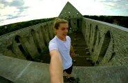 Kes on see noormees, kelle videod kõrgustes kõõlumistest tekitavad hirmujudinaid?