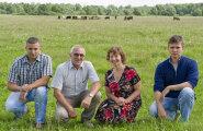FOTOD: Aasta taluks kuulutati Anno talu Hiiumaalt