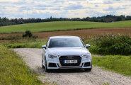 Audi A3 Limousine Sport – tõeline oma klassi presidendikandidaat