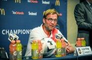 Jürgen Klopp mõistis ManU ja Pogba rekordtehingu hukka