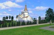 Paldiskis ehitatakse salaja vene õigeusu kirikut