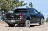 Motorsi proovisõit: Ford Ranger - nagu töömees kiirustaks kuskile peole