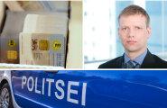 Полиция предупреждает: с помощью потерянной ИД-карты мошенники могут взять кредит на ваше имя