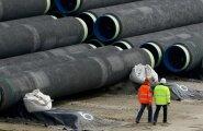 Venemaa tahab Nord Stream 2 ehitades vältida Ukraina, Poola ja Slovakkia kaudu gaasi Kesk-Euroopasse eksportimist.