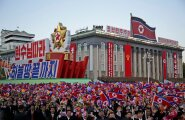 Põhja-Korea lasi eelnevatest hoiatustest hoolimata välja kaugmaaraketi