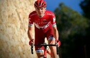 Rein Taaramäe läheb Giro starti esimest korda.