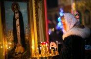 Читайте, когда в Александро-Невском соборе пройдут рождественские службы