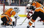 VIDEO: Kuidas see sisse läks? NHL-is sündis imekaunis trikivärav!