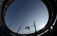 Hüvasti kümnevõistlejate teivashüpe? Pildil võimleb Maicel Uibo Rio de Janeiro staadionil lati kohal.