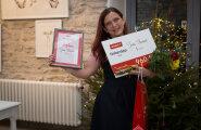 Лучший продавец Rimi работает в Lepa Säästumarket в Пярну