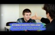 VIDEO: Ootus versus tegelikkus! Noored näitavad, kui lihtne on Eestis tööd leida