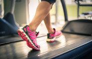 Uuring kinnitab: ainult trenni tehes kehakaal ei lange